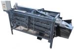 Оборудование для калибровки и сортировки овощей: картофеля, лука, моркови, свеклы УКС -1.4Ф