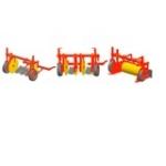 Адаптеры выкапывающие КАН-02 и КАН-07 и подбирающий КАН-03