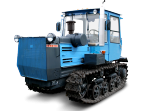 Трактор гусеничный ХТЗ Т-150-09-25